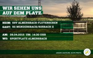 Heimspiel Muendersbach