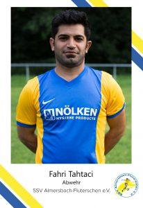 Fahri Tahtaci